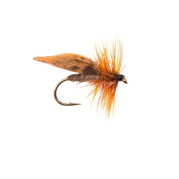Dry Cinnamon Sedge Flies
