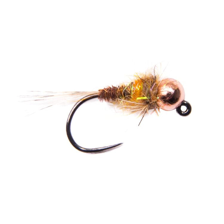 Hot Spot Pheasant Tail Nymph TB Flies