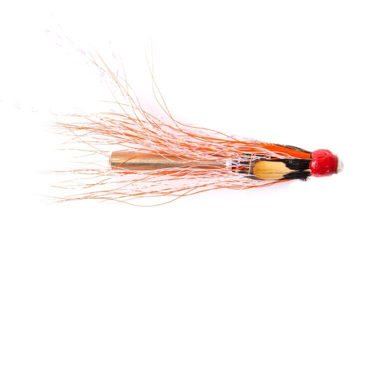Norris shrimp Copper Tube Flies