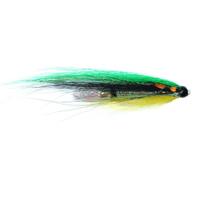 Green Destroyer Copper Tube Flies