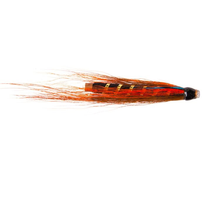 Thunder and Lightning Copper Tube Flies