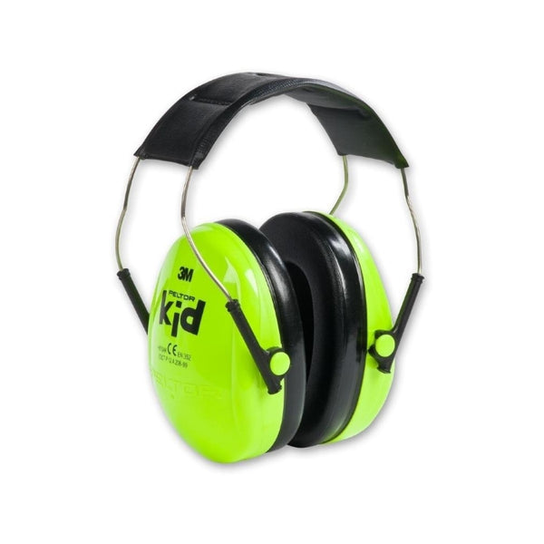 Peltor Kid Earmuffs - Green