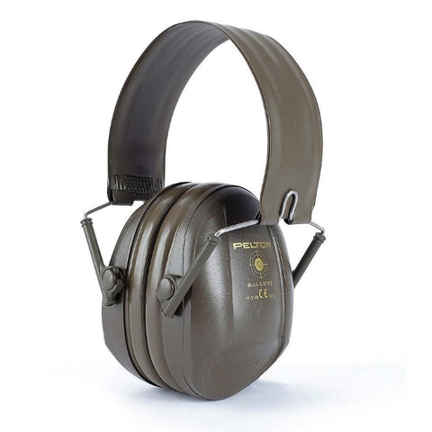 Peltor Bullseye Folding Earmuffs