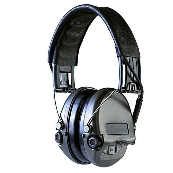 Sordin Supreme Pro Digital Ear Defenders
