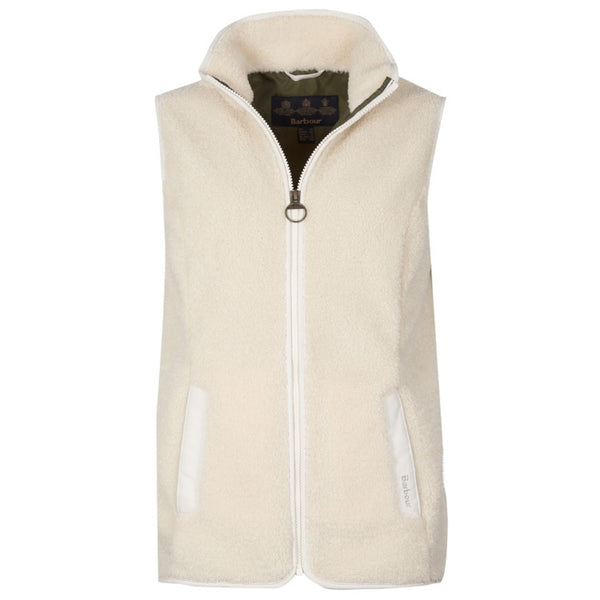 Barbour Ladies Milburn Fleece Gilet