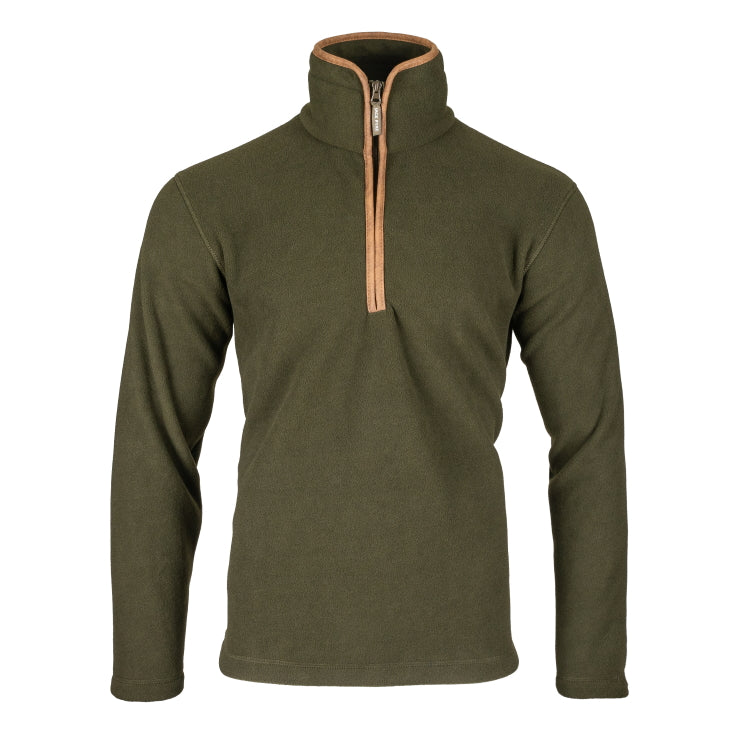 Jack Pyke Countryman Fleece Pullover - Dark Olive