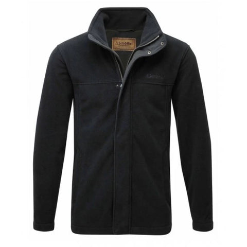Schoffel Mowbray Fleece Jacket - Navy