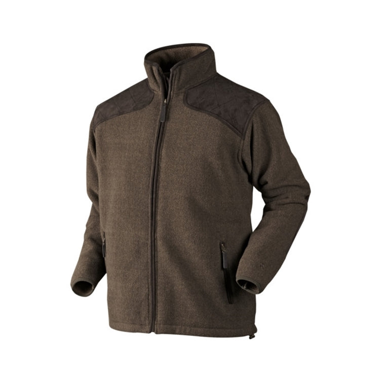 Seeland William Fleece Jacket - Brown