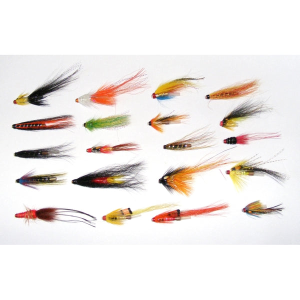 John Norris Special Offer Fly Selection - 20 Tube Flies