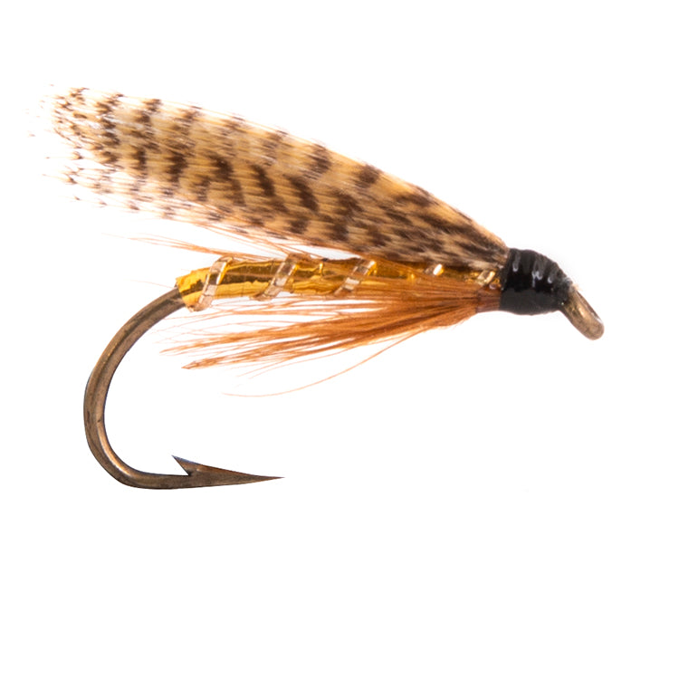 Peter Ross Wet Trout Flies Trout or sea trout Flies 6 Pack Choice of Sizes