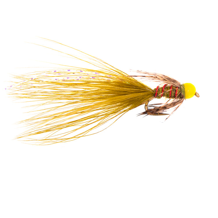 Mirage Yellow Bead Damsel Flies