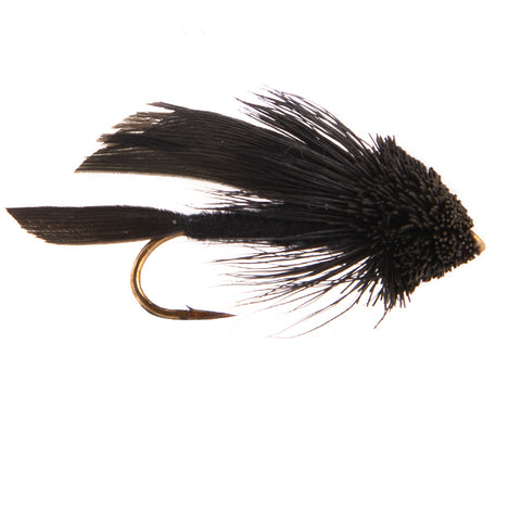 Black Muddler Flies