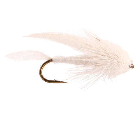 White Muddler Flies