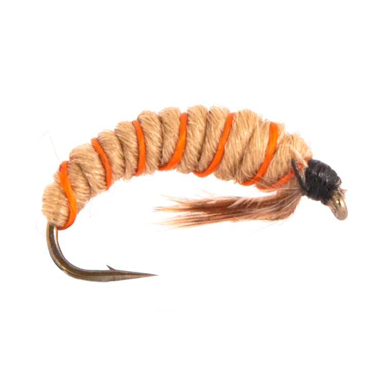 Dub Grub Nymph Tan