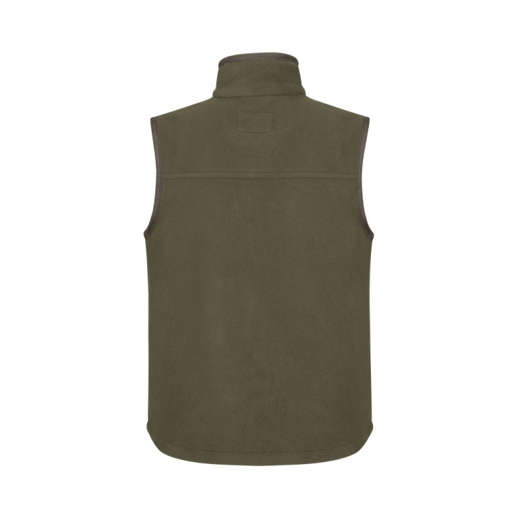 Hoggs of Fife Junior Woodhall Fleece Gilet - Green