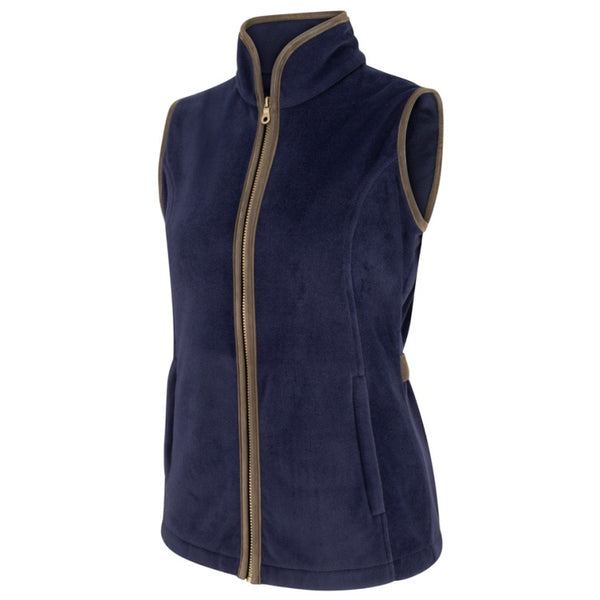 Hoggs of Fife Ladies Stenton Fleece Gilet