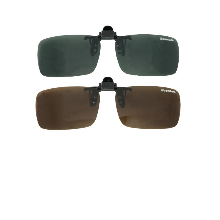 Snowbee Clip-On Flip-Up Sunglasses