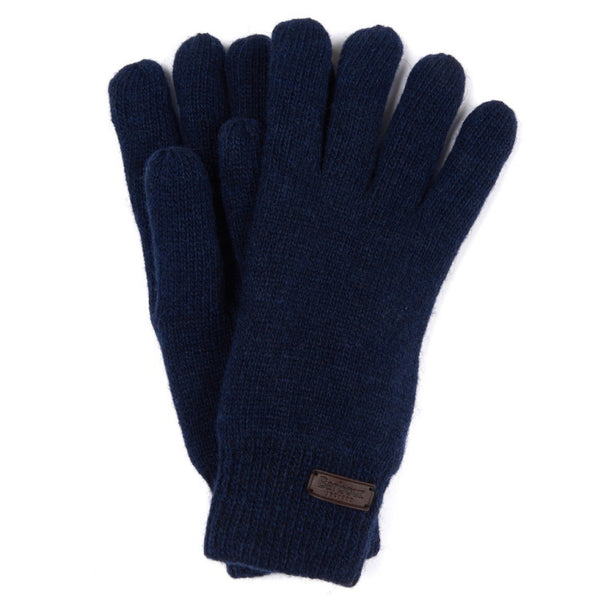 Barbour Carlton Micro Fleece Gloves - Navy
