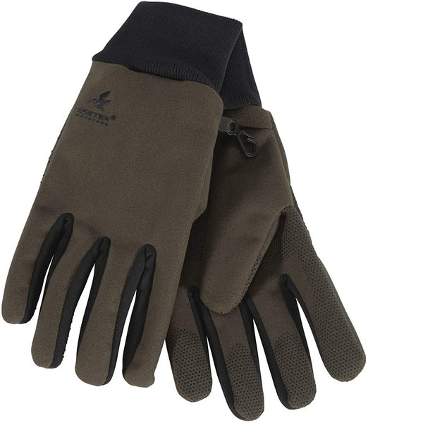 Seeland Climate Gloves - Pine Green