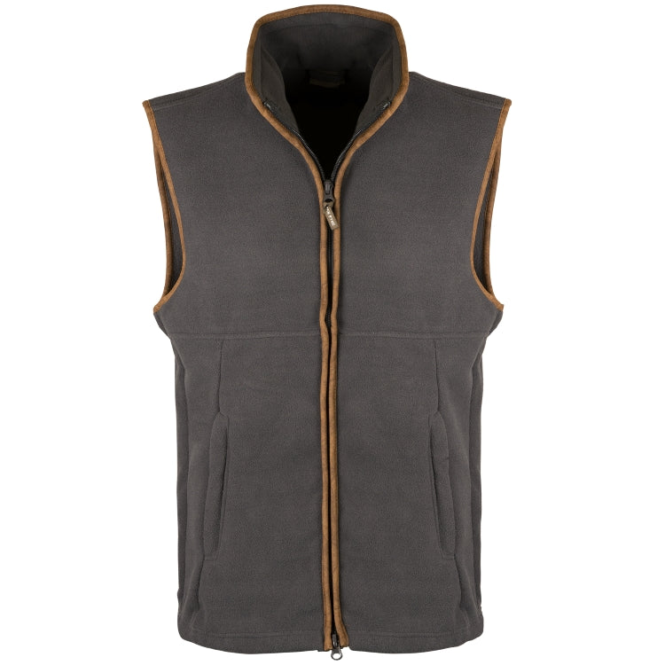 Jack Pyke Countryman Fleece Gilet - Charcoal