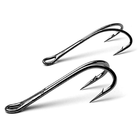 Guideline Double Salmon Strong Hooks