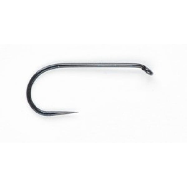 Osprey VH211 Barbless Dry Fly Hook - Black Nickel