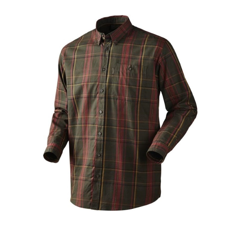 Seeland Hammond Shirt - Pine Green