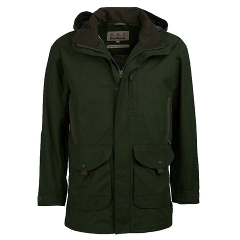Barbour Berwick Jacket - Forest Green