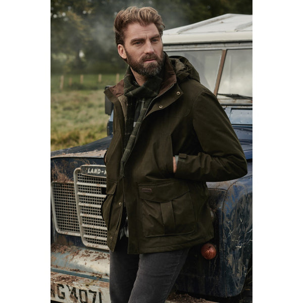 Barbour Brockstone Jacket