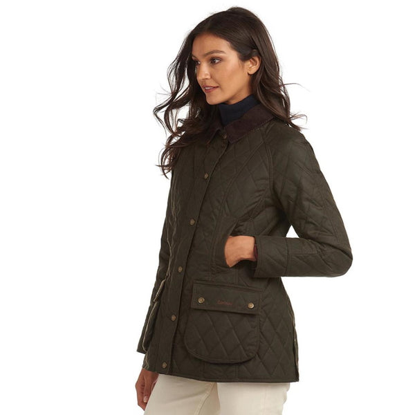 Barbour Ladies Gibbon Wax Jacket