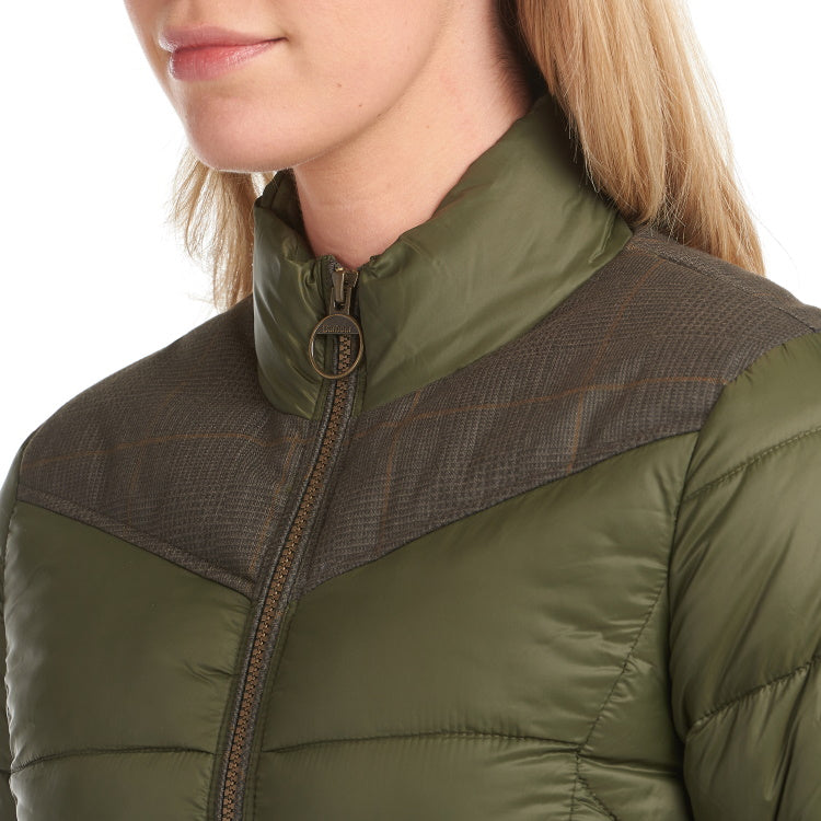 Barbour Ladies Ingham Quilt Jacket