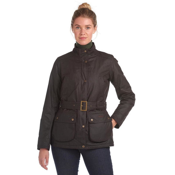 Barbour Ladies Montgomery Wax Jacket