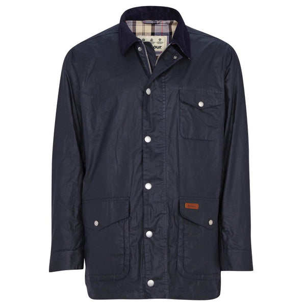 Barbour Pavier Wax Jacket