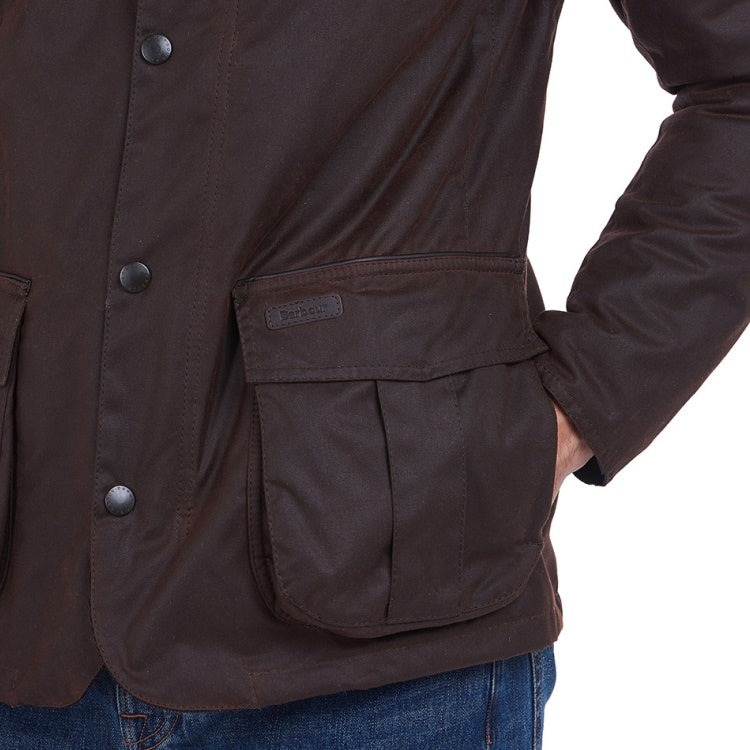 Barbour Gilpin Wax Jacket - Rustic