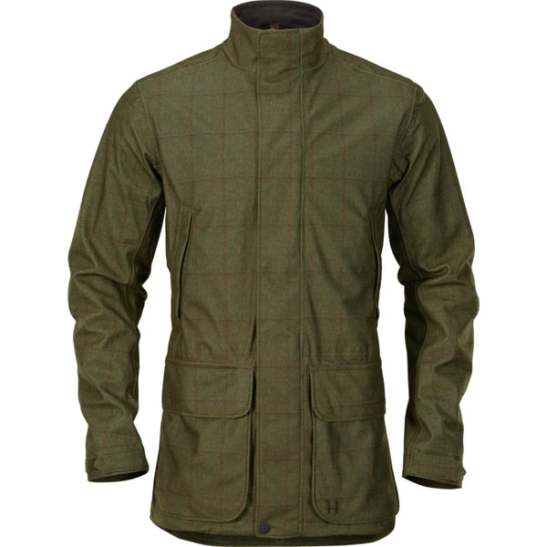Harkila Stornoway Shooting Jacket - Willow Green