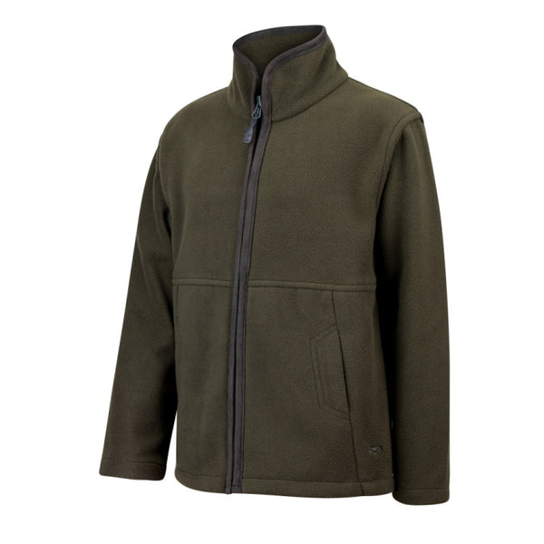 Hoggs of Fife Junior Woodhall Fleece Jacket