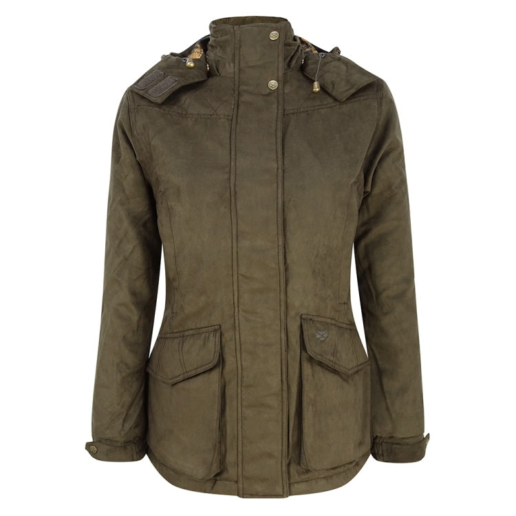 Hoggs of Fife Ladies Rannoch Hunting Jacket