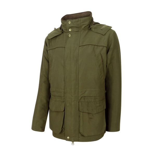 Hoggs of Fife Kincraig Field Waterproof Jacket - Olive Green