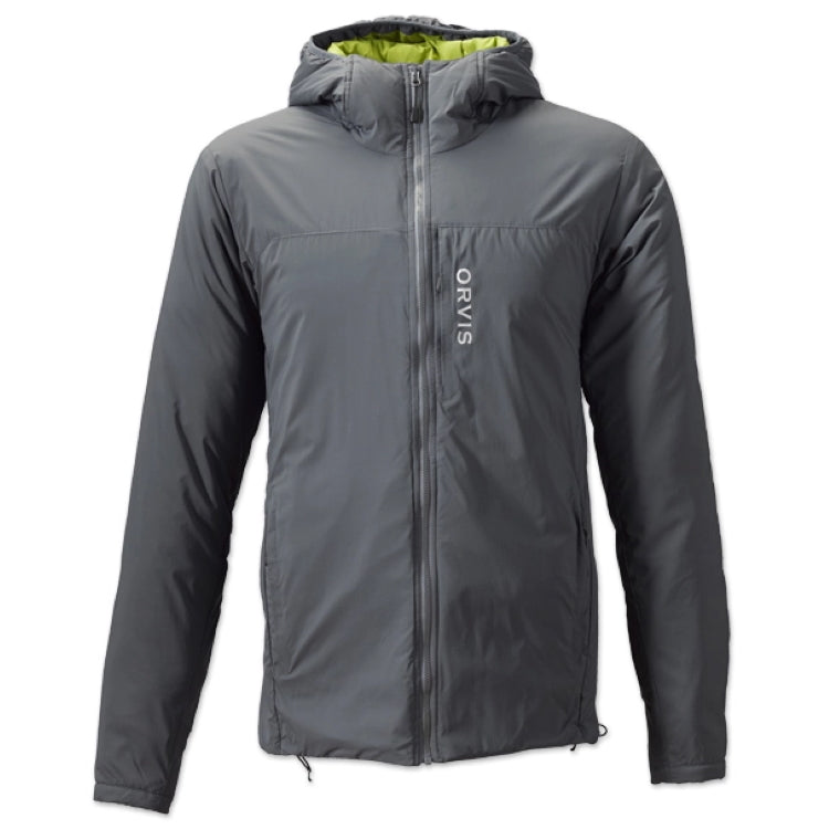 Orvis Pro Insulated Hooded Jacket - Turbulence