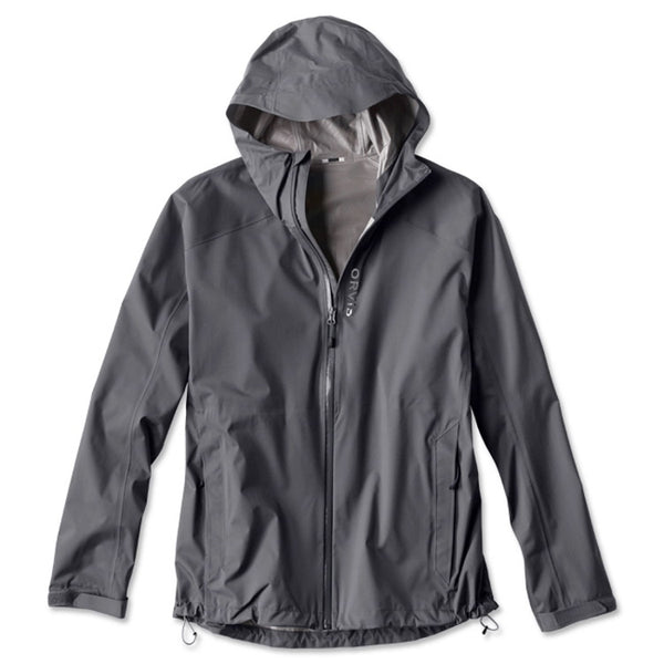 Orvis Ultralight Storm 2.5L Jacket - Asphalt