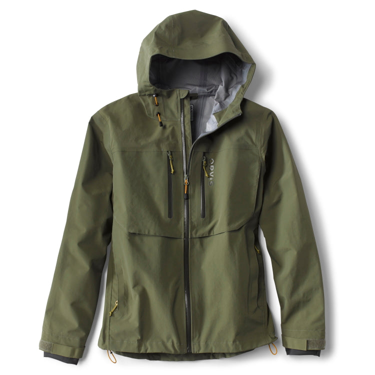 Orvis Clearwater Wading Jacket - Moss