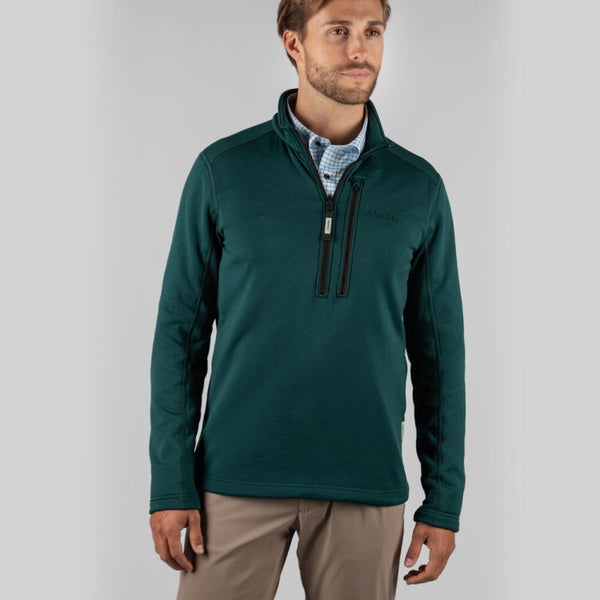 Schoffel Annan Technical 1/4 Zip - Kingfisher