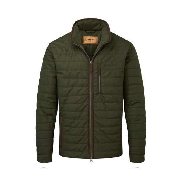 Schoffel Carron Jacket - Forest