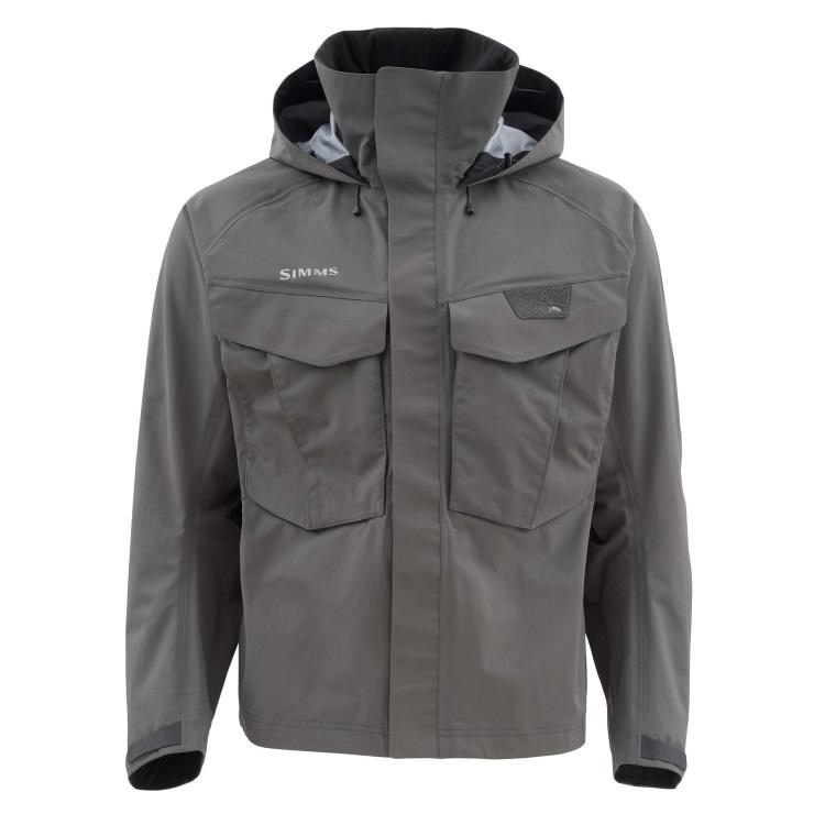 Simms Freestone Wading Jacket - Coal