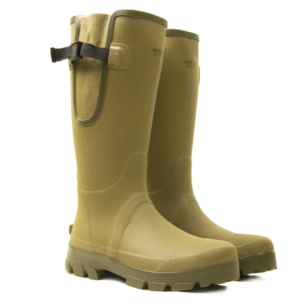 Jack Pyke Ashcombe Gusseted Wellington Boot