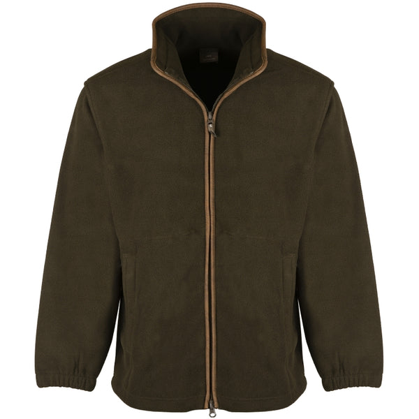 Jack Pyke Countryman Fleece Jacket - Dark Olive