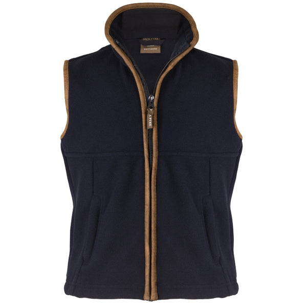 Jack Pyke Junior Countryman Fleece Gilet - Navy