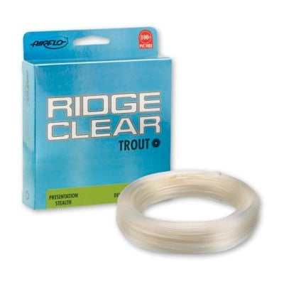 Airflo Ridge Clear Tactical Freshwater Floating Line