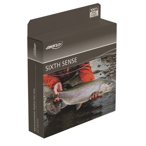 Airflo Sixth Sense Intermediate Fly Lines - 2019 Model