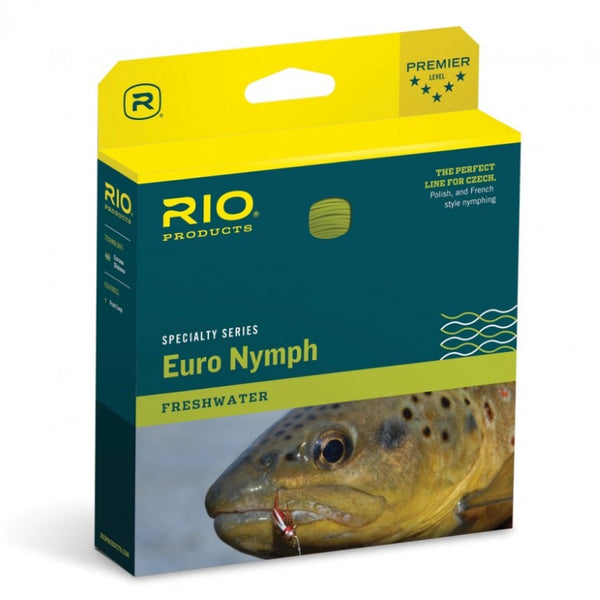 Rio FIPS Euro Nymph Floating Line